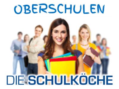 DIE SCHULKOECHE Schulessen Oberschulen Berlin